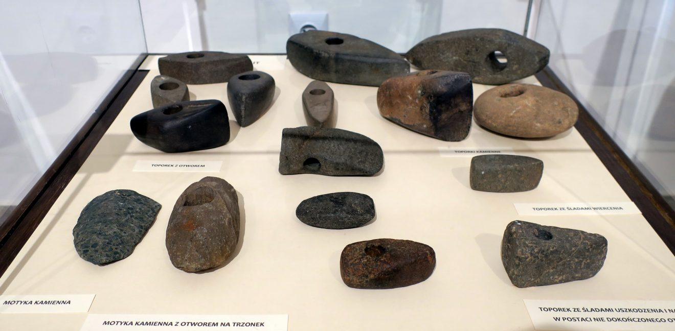 Kamienne narzędzia