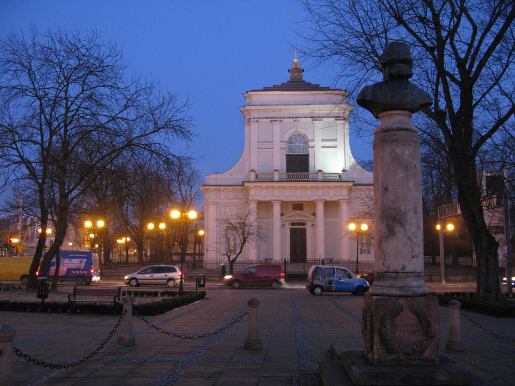 Kościół pod wezwaniem świętego Stanisława BM