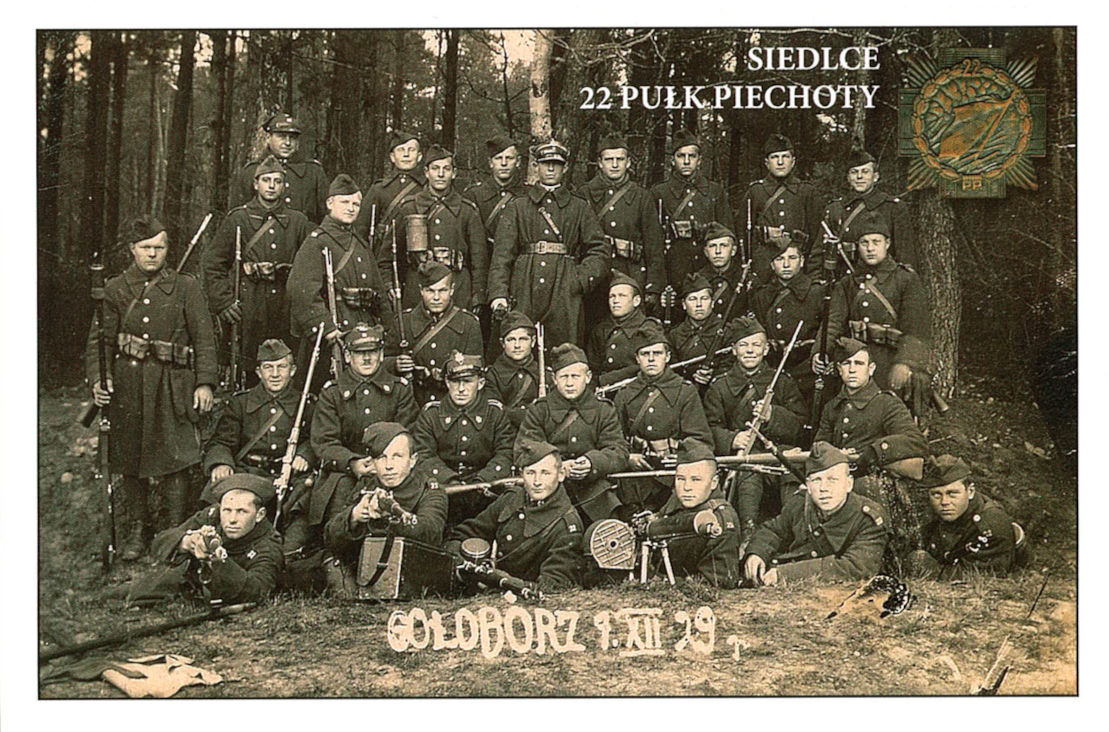 22 Pułk Piechoty Gołobórz