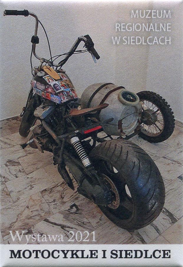 Motor z wózkiem bocznym